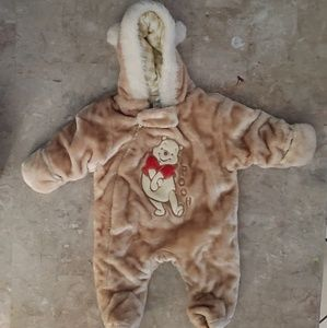Baby Winter Onesie/NWT